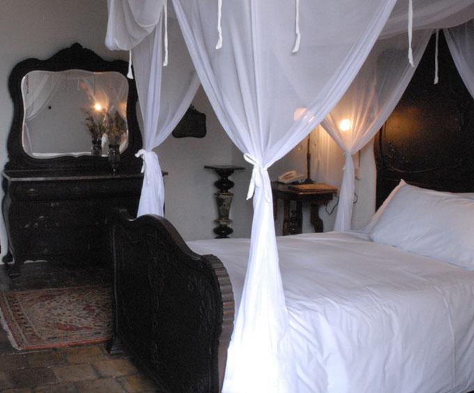 Hotel Parador Santa Maria, La Trinitaria Chiapas México