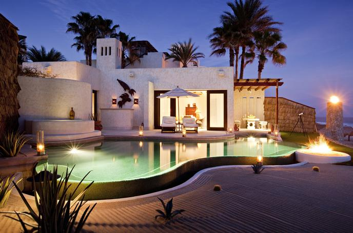 Hotel boutique hotel las ventanas los cabos baja for Best small hotels in the world