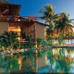 Beach suite y la laguna