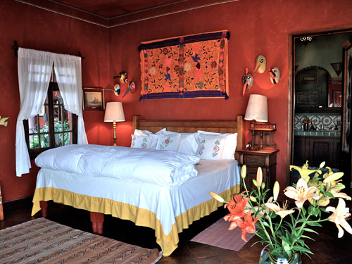 Hotel Boutique Hotel Casa de la Cuesta, San Miguel de ...