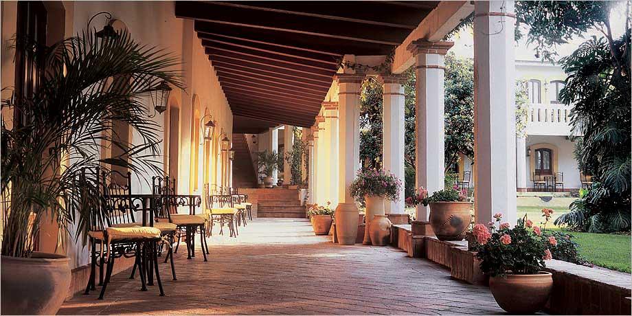 Hotel Boutique Hotel Hacienda Los Laureles Oaxaca M 233 Xico Hotel Hoteles Boutique Coloniales