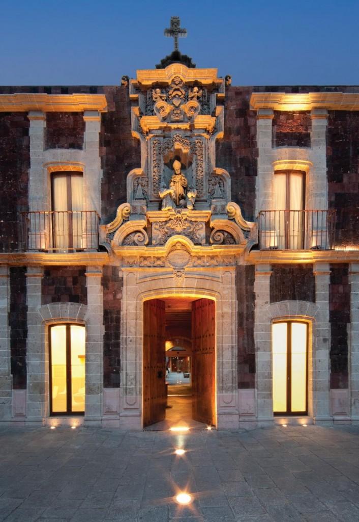 hoteles df reforma: