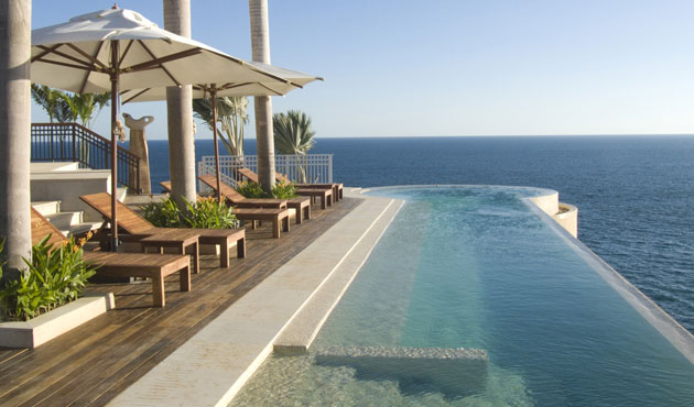 Hotel banyan tree cabo marqu s acapulco guerrero m xico for Alberca restaurante