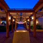 Área de Entrada del Club de Playa