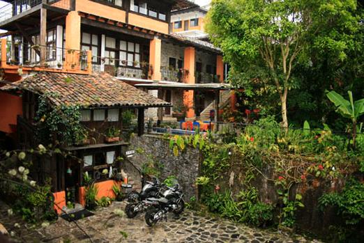 Hotel la casa de piedra cuetzalan puebla m xico - La casa de las piedras ...