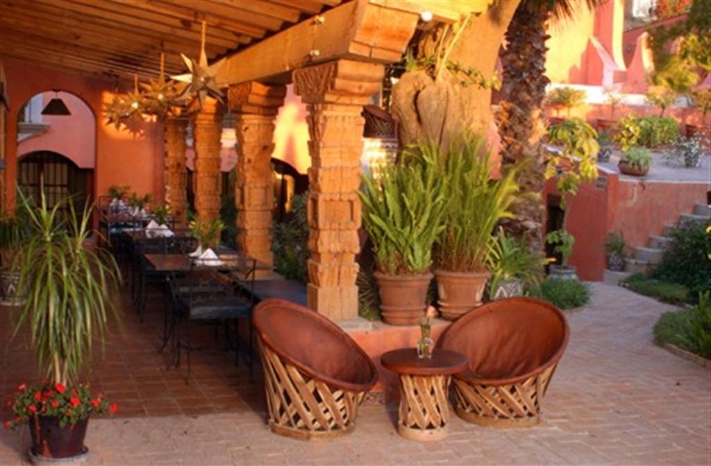 Hotel Boutique Terraza Comedor : Hotel : Hoteles Boutique en Mexico