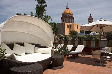 Hotel Boutique Hotel Dos Casas San Miguel De Allende