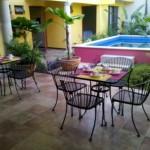DESAYUNADOR PATIO HOTEL ART57