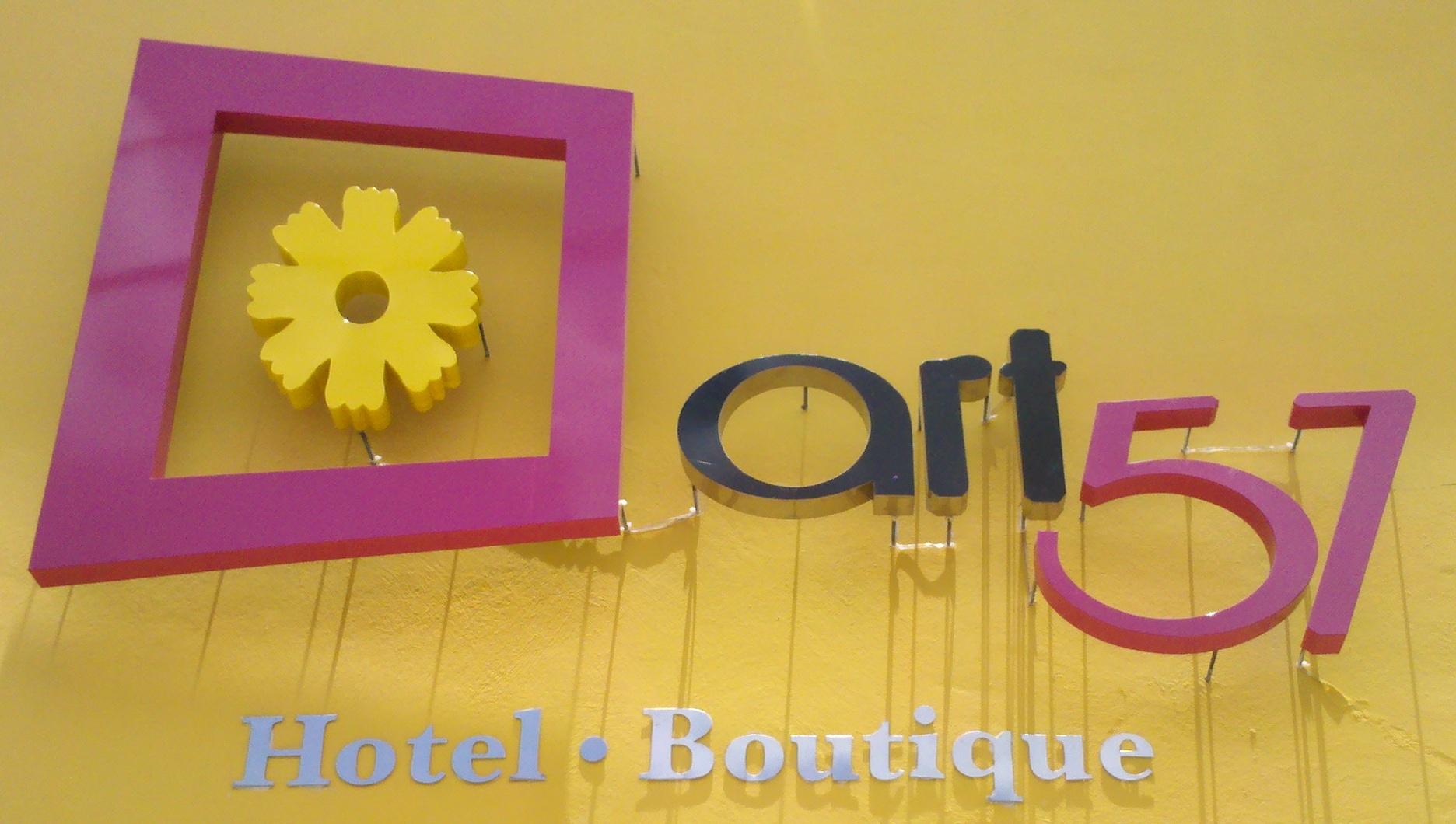 HOTEL BOUTIQUE ART57