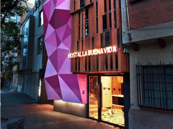 Hostal Boutique La Buena Vida, Condesa, México