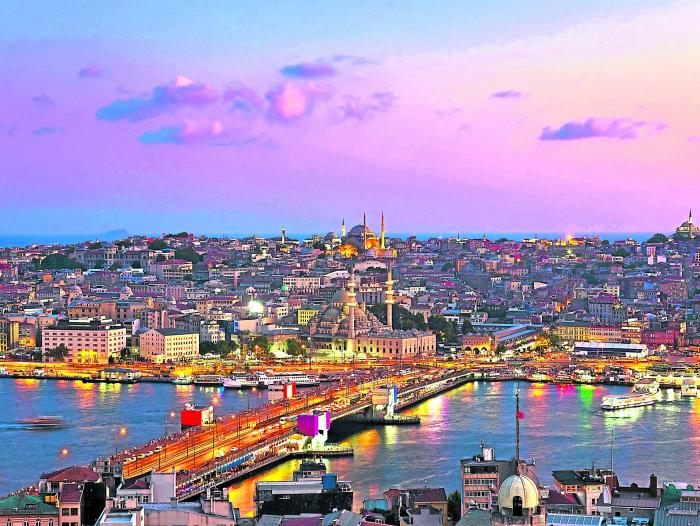 Viajes a Turquía